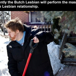 Hinterland Who's Who: The Butch Lesbian